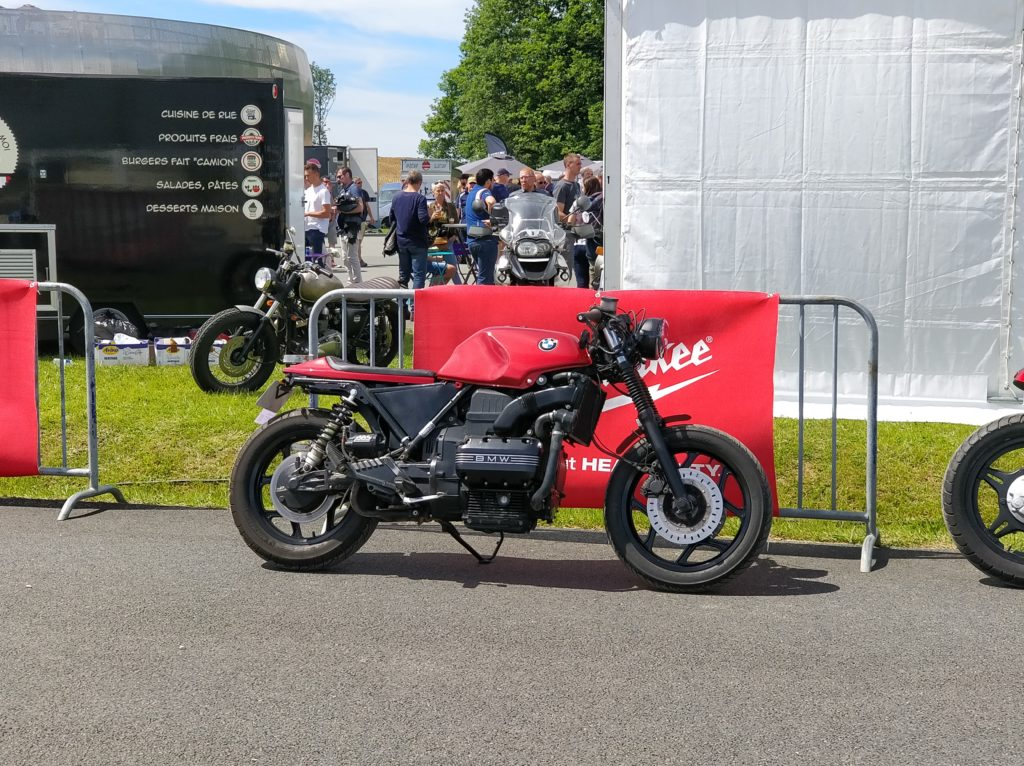 My bikes at the Cafe Racer Festival 2018 - Tom Racing Designs